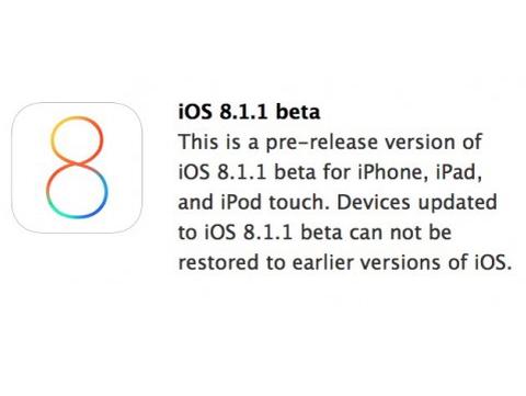 iOS 811 beta