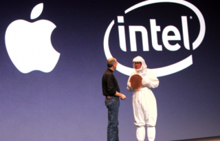 AAPL and Intel