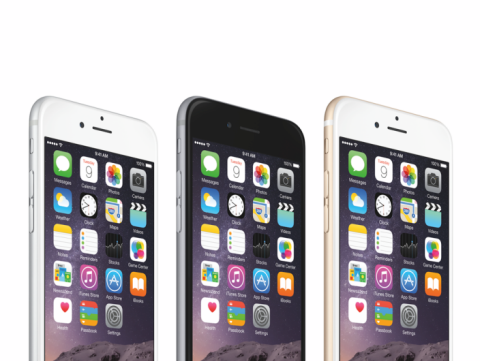 iPhone 6 3 colors