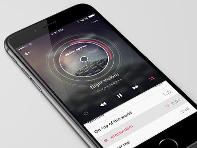 Beats on iOS