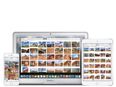 OS X Photo App
