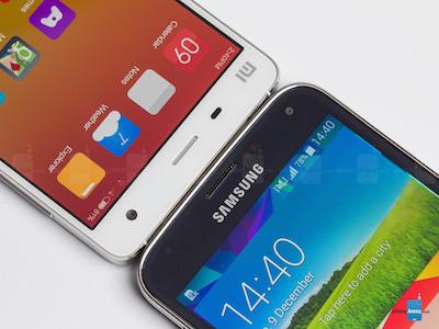 Xiomi-Mi-4-vs-Samsung-Galaxy-S5