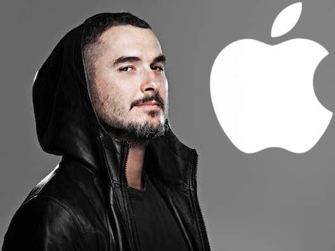 Zane Lowe and Apple
