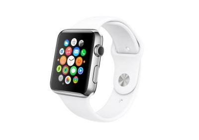 Apple Watch Sport edition white