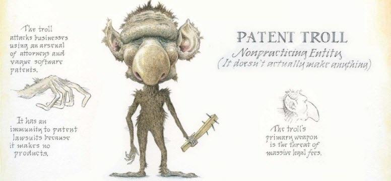 Patent Troll full