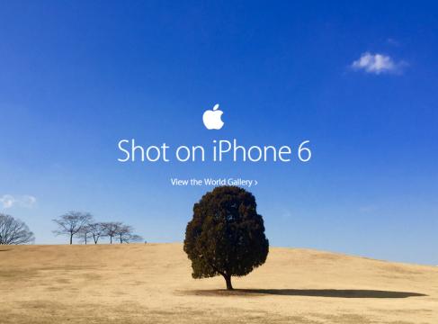 Shot on iPhone 6 - 1