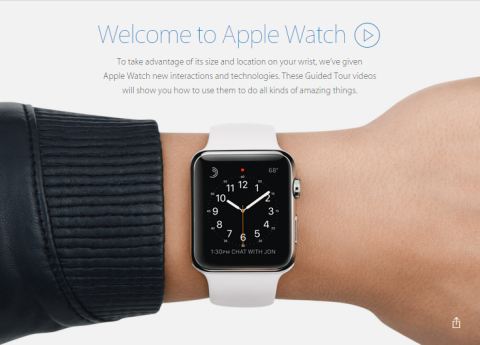 Welcome to Apple Watch