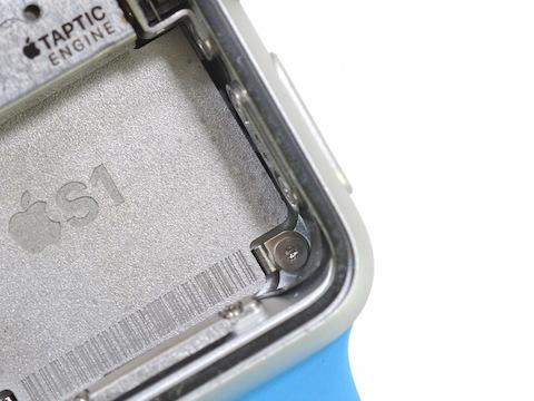 Apple Watch internals
