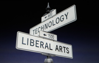 apple intersection of technology and liberal arts