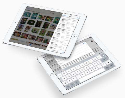 iOS 9 iPad