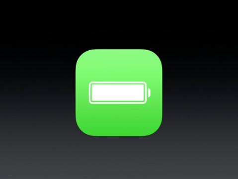 iOS 9 low power mode