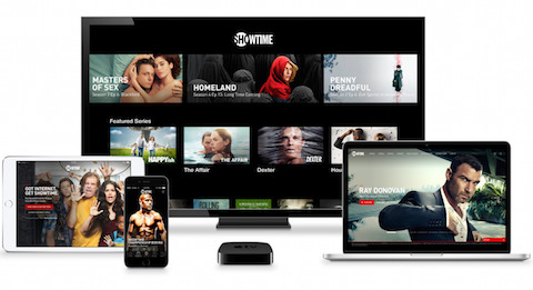 Apple TV Showtime