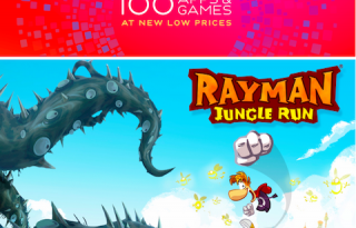 Appstore 100 games and apps at 1