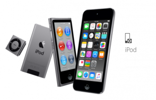 iPod line 2015