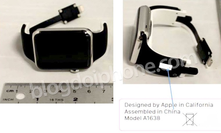 Apple Watch lightening cable