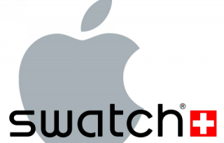 Apple and Swatch