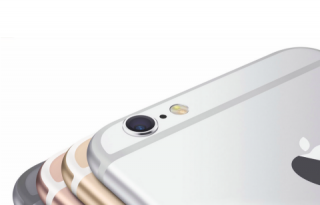 iPhone 6s colors