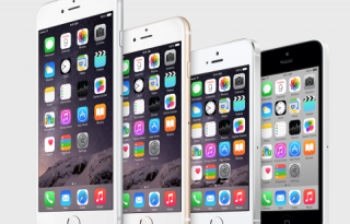 iPhone lineup 2015