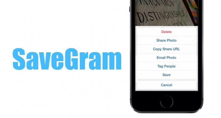 SaveGram