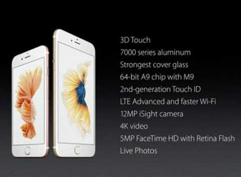 iPhone 6s HW
