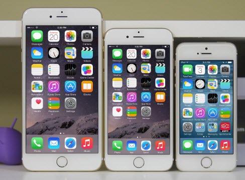 iPhone 5s-6s