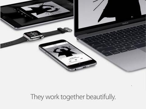 Apple line 2015