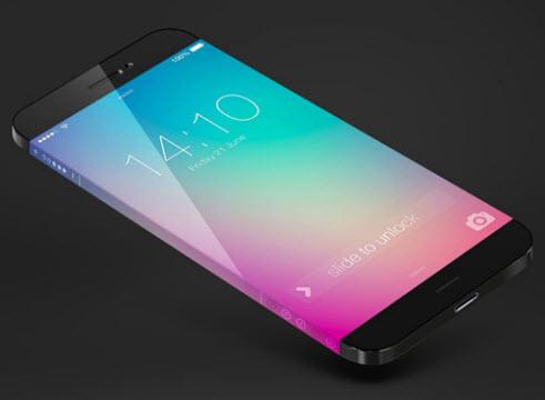 5.8 inch screen iphone
