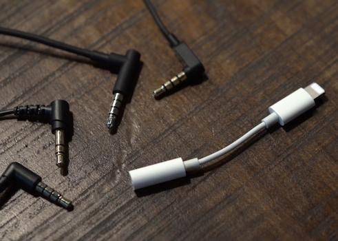 Apple audio adapter