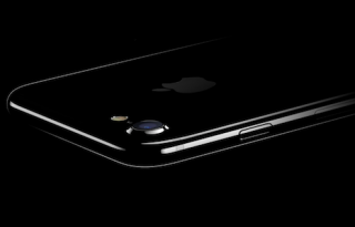 Jet Black iPhone 7
