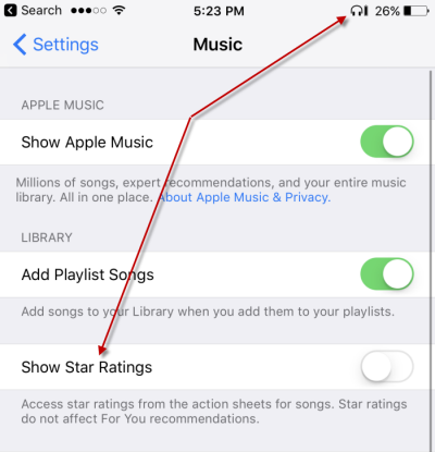 iOS 102 Music features