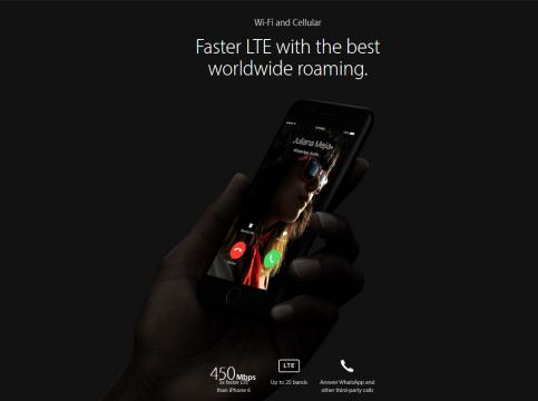 iPhone 7 modem