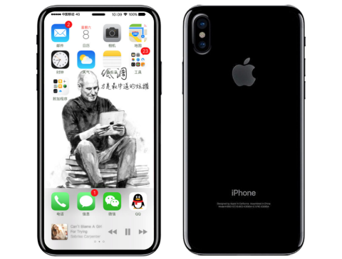 iPhone 8 concpet 3