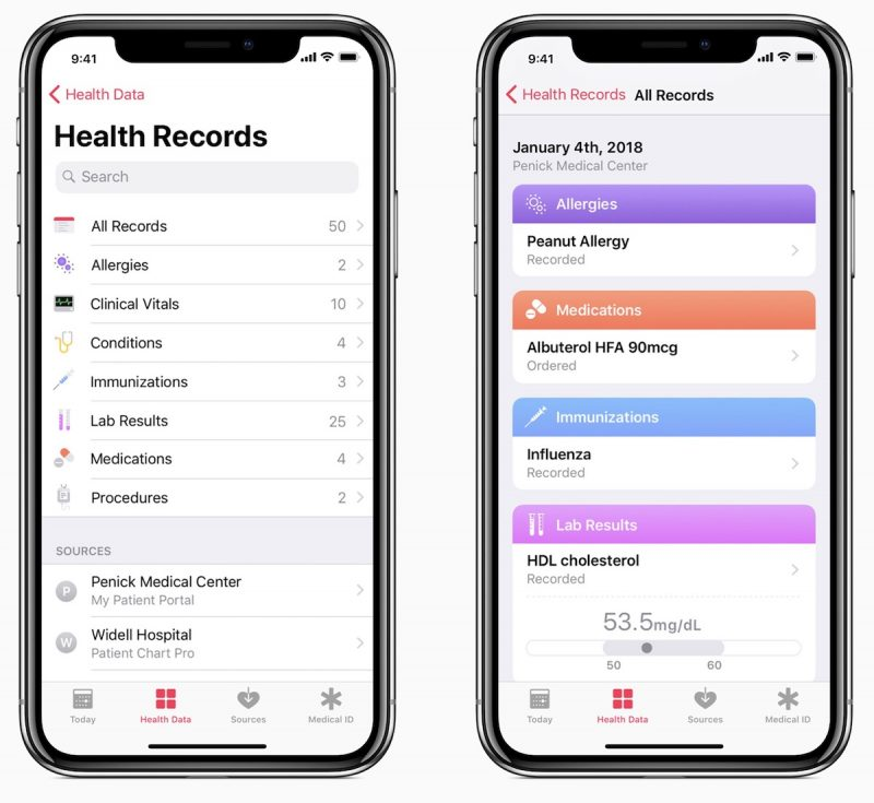 health-records-ios-11.3-800x735